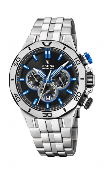 Festina Herrenuhr Chrono Bike 2019 F20448/5