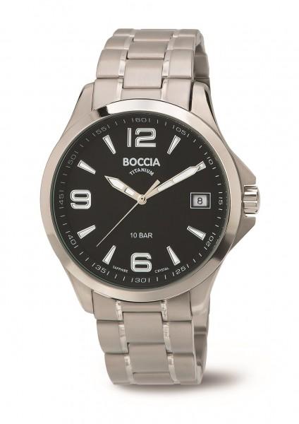 Boccia 3591-02 Herrenuhr