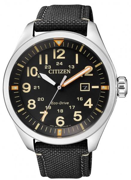 Citizen Herren Armbanduhr AW5000-24E Sports Eco-Drive