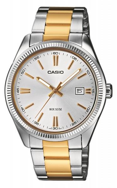 Casio Herren Armbanduhr MTP-1302PSG-7AVEF analog