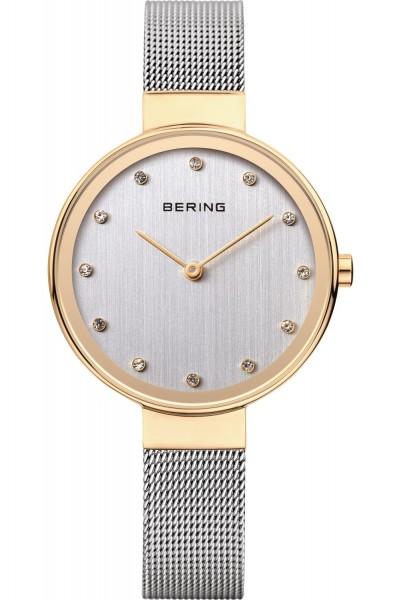 Bering Damen Armbanduhr 12034-010 Classic