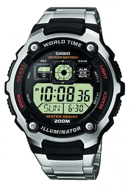 Casio Herren Armbanduhr AE-2000WD-1AVEF digital
