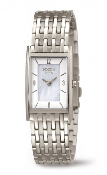 Boccia Damen Armbanduhr 3212-07 Style