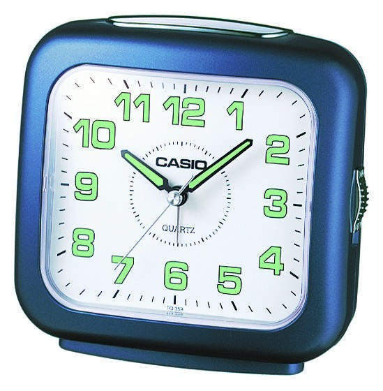Casio Wecker TQ-359-2EF analog blau